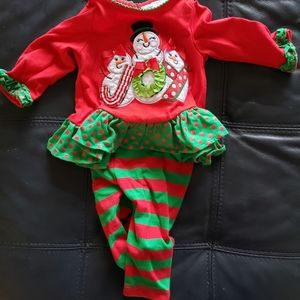 Rare Editions holiday Christmas outfit